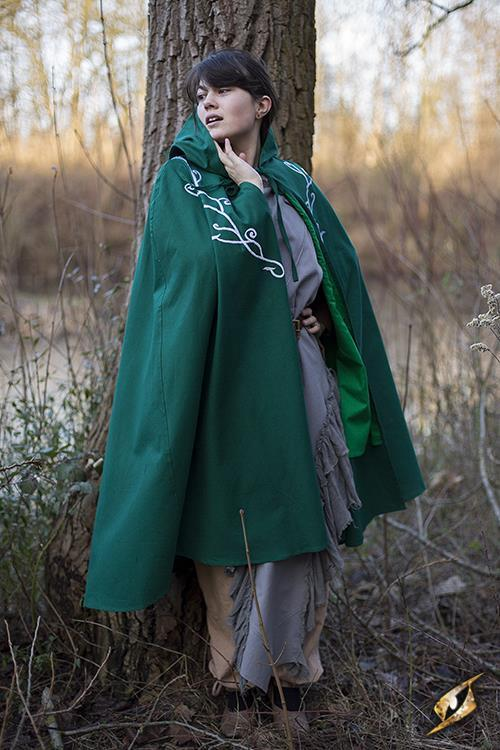 Elven Cape, Green