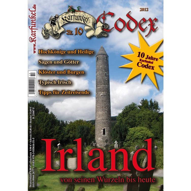 Karfunkel - Codex: Irland