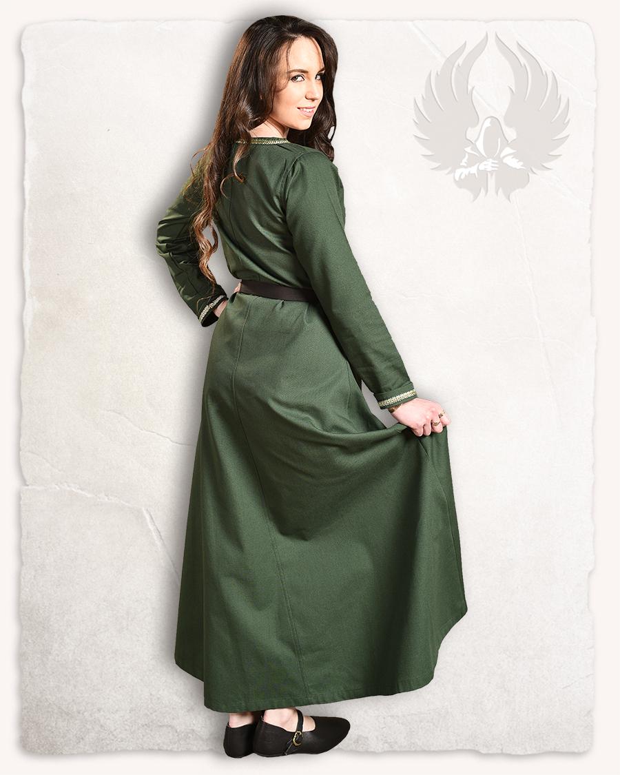 Kleid, Heloise, Dunkel Grün (1386) | Damen | Kleider ...