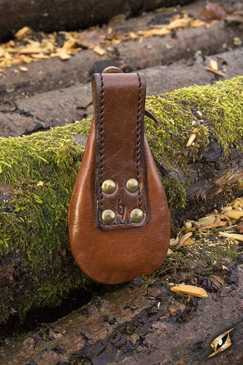 Compass - w. Leather Pouch - 1