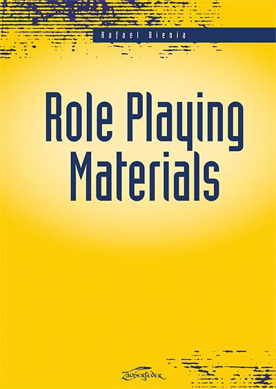 Role Playing Materials (engl.)